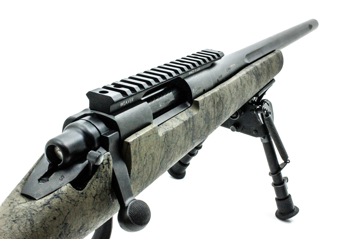 Remington 700 Compact Tactical, .308 Win - Image 4