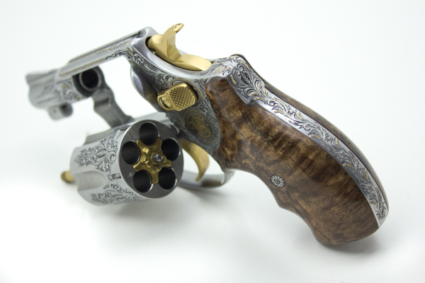 Smith & Wesson Attachee, .38 Special - Image 4