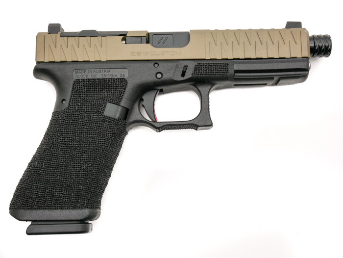 ZEV Technologies Z17 SOCOM-SD, 9 x 19 mm - Image 4