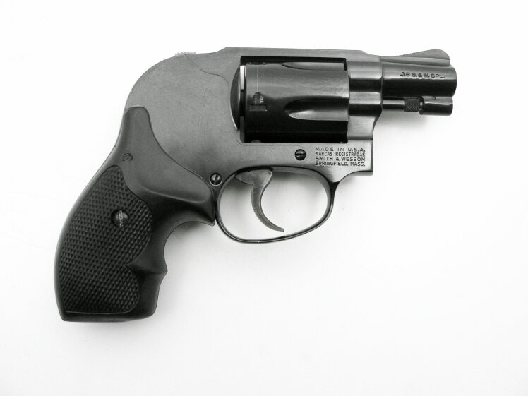 Smith & Wesson Mod. 49, Bodyguard, .38 Special - Image 4