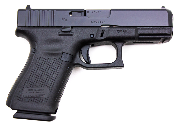 Glock 19 Gen5, Generation 5, 9 x 19 mm - Image 4