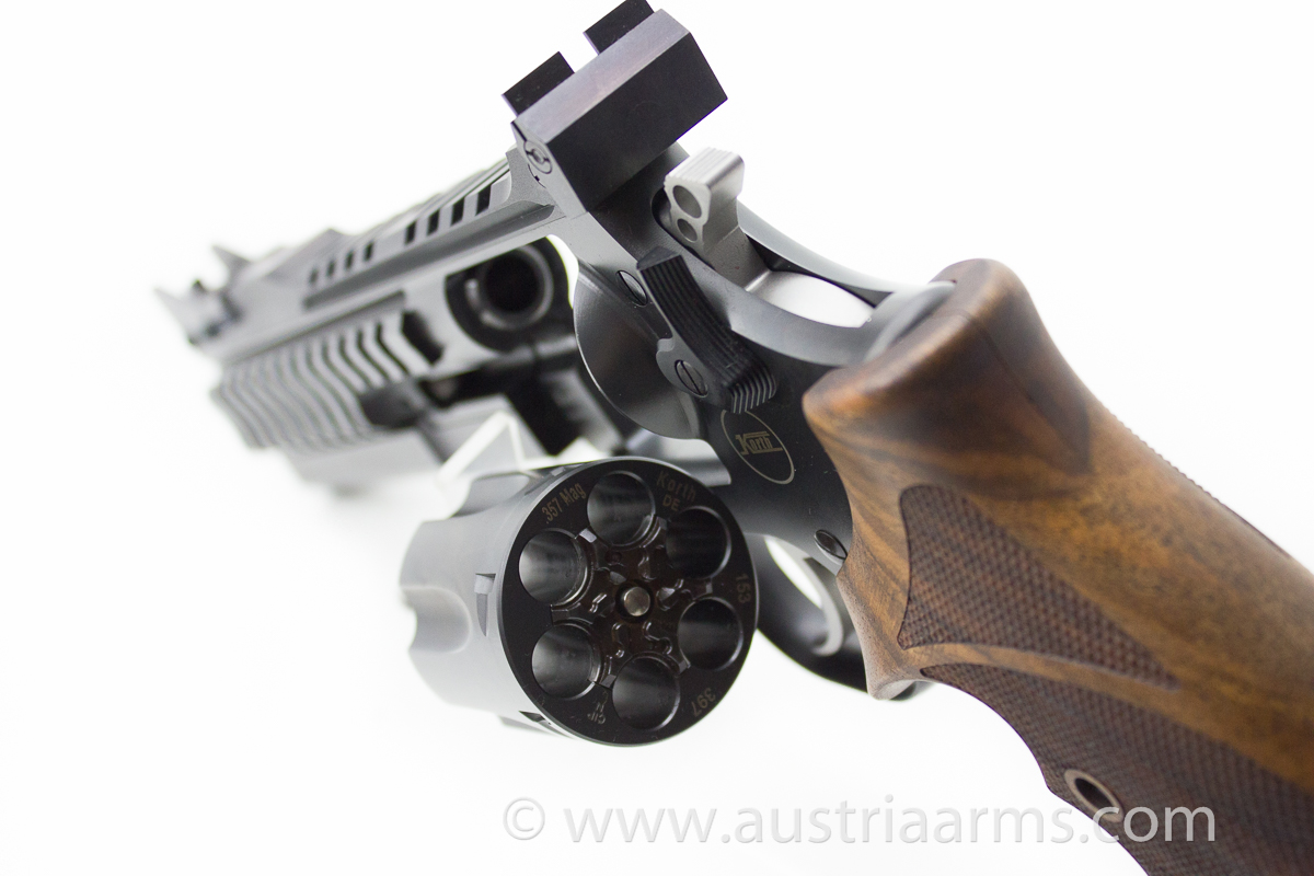 Korth National Standard Super Sport STX, .357 Magnum - Image 4