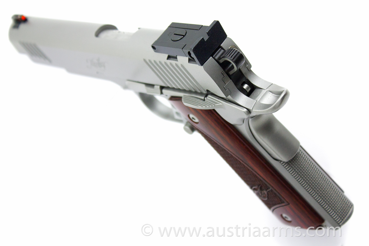 Kimber Stainless Target II, .45 ACP - Image 4