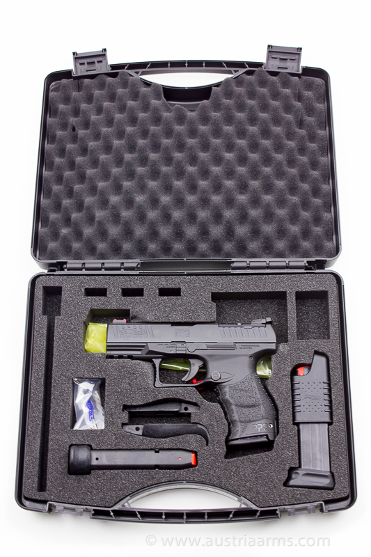 Walther PPQ Q4, 9 x 19 mm  - Image 4