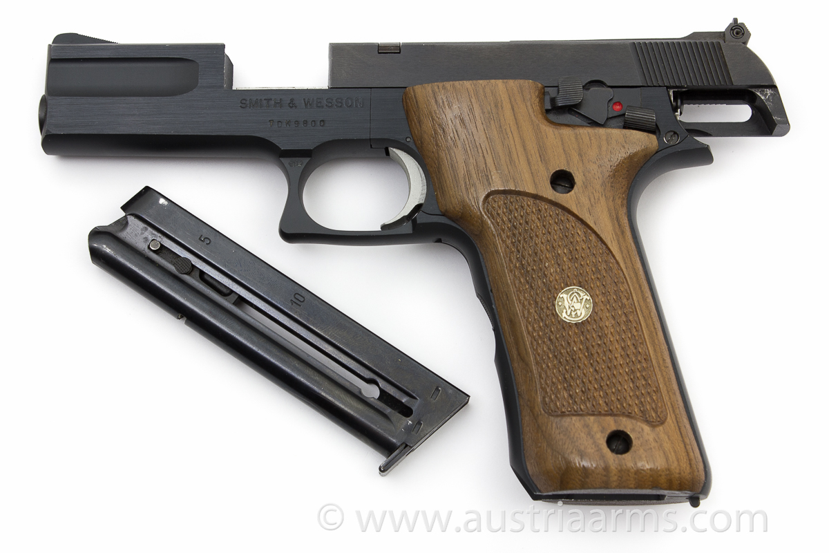 Smith & Wesson Mod. 422, .22 LR - Image 4