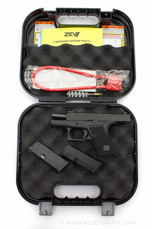 ZEV Technologies G42 Gunfighter, 9 x 19 mm - Image 4