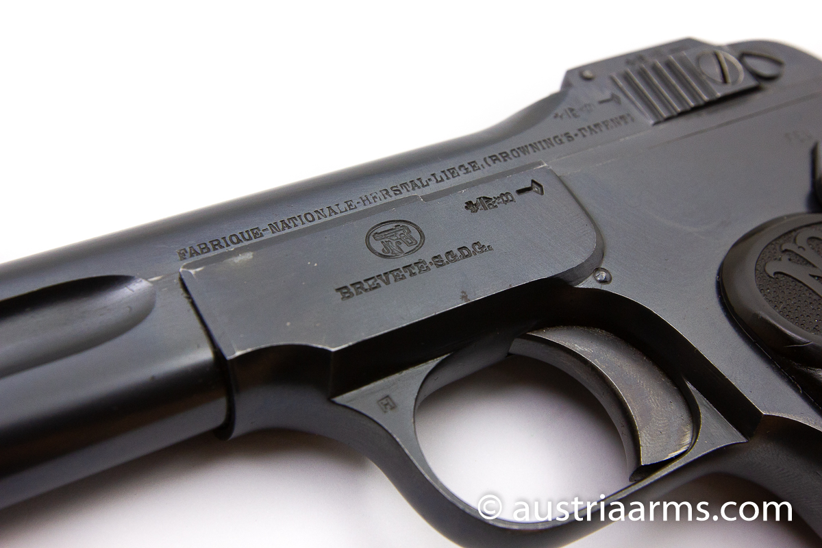 FN Browning 1900, 7,65 mm - Image 4