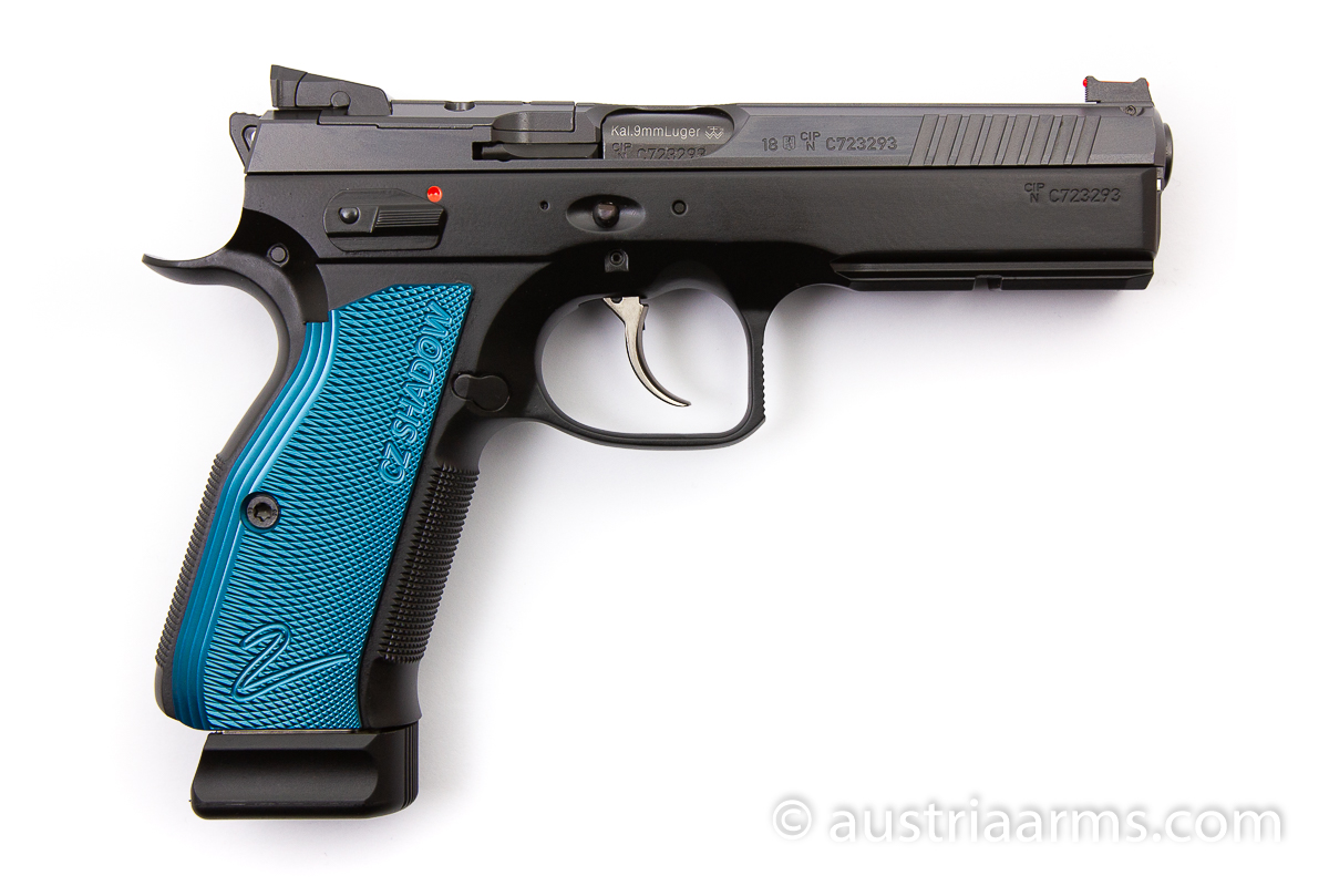 CZ Shadow 2 OR, OPTICS READY,  9 x 19 mm - Image 4