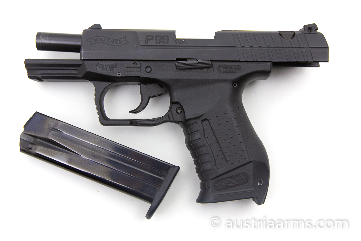Walther P99 QA, 9 x 19 mm - Image 4