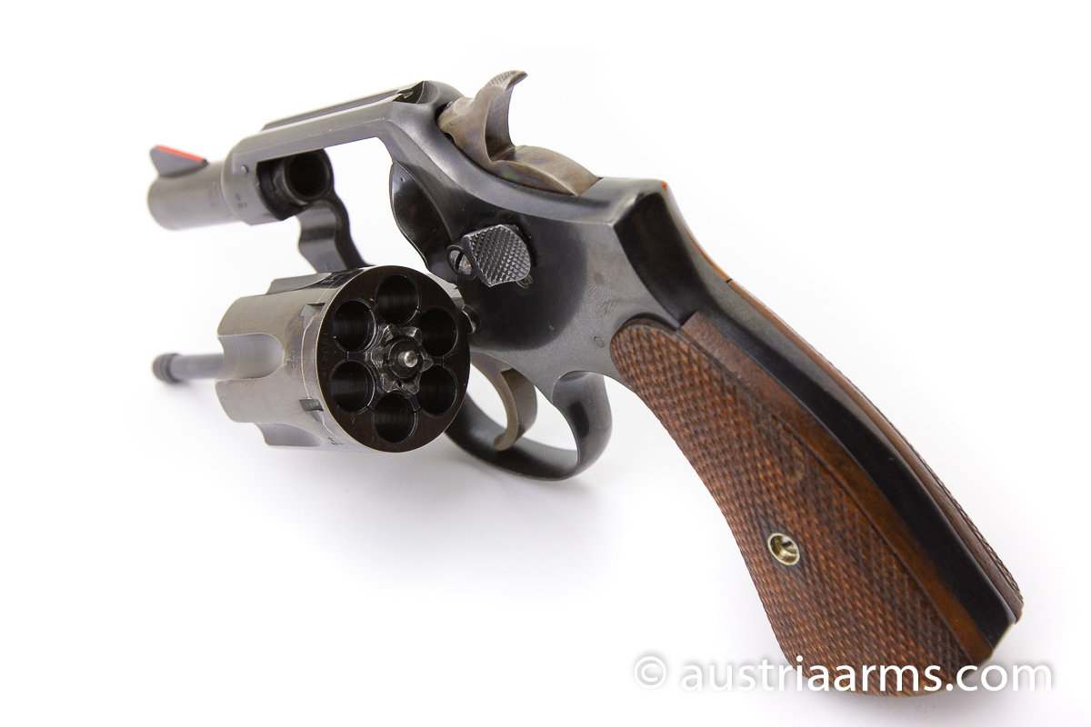 Smith & Wesson Mod. 10 Military, .38 Special - Image 4