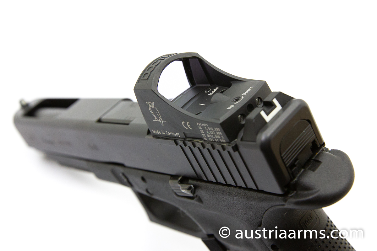 Glock 34 MOS mit Docter Sight, 9 x 19 mm - Image 4