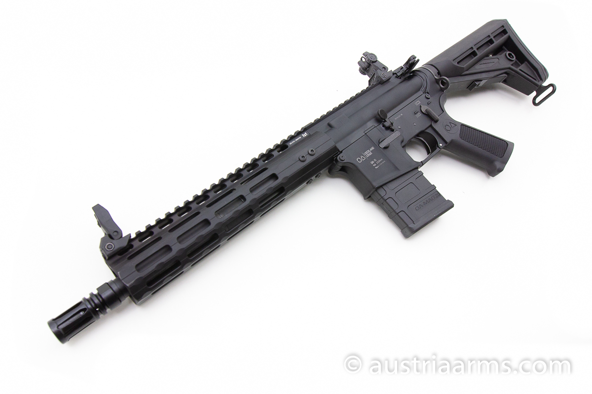 Oberland Arms OA-15 Black Label C4 Commando M-LOK, .223 Rem - Image 4