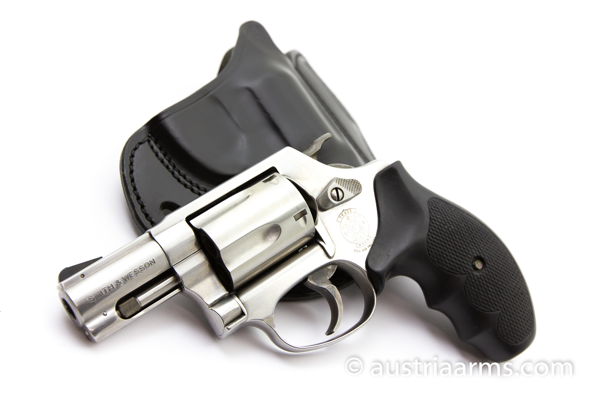 Smith & Wesson Mod. 60-9, .357 Magnum - Image 4