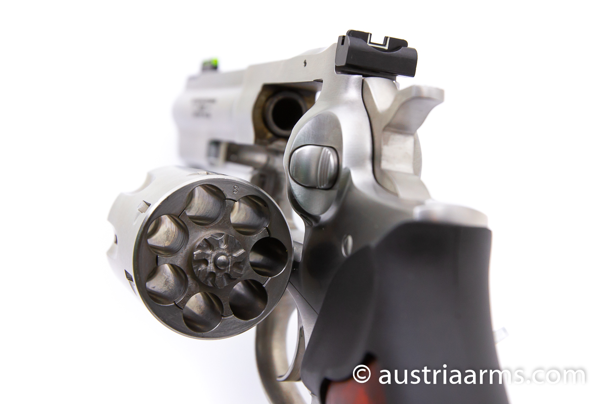 Ruger GP100 Stainless 7-Shooter, .357 Magnum - Image 4