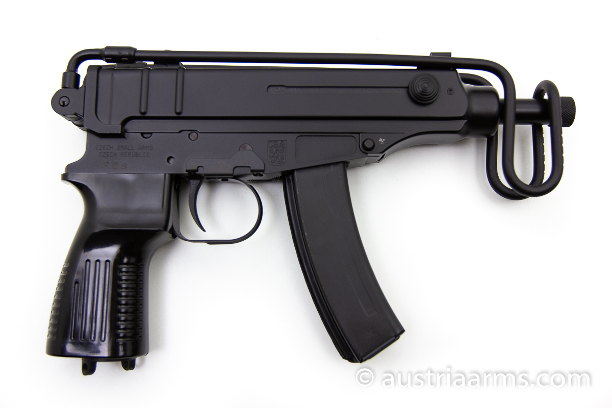 Czech Small Arms CSA vz 61, 7,65 mm Browning - Image 4