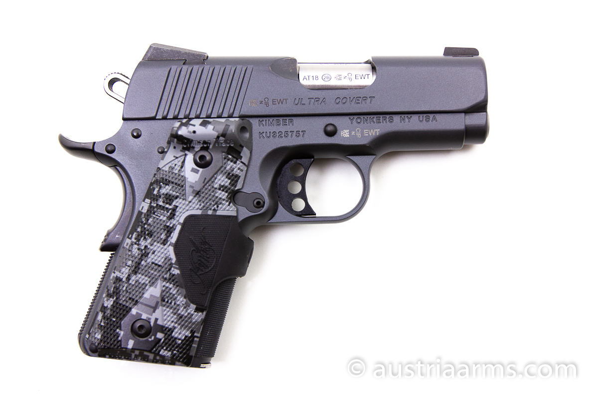 Kimber Ultra Covert mit Red-Dot Laser, .45 ACP - Image 4