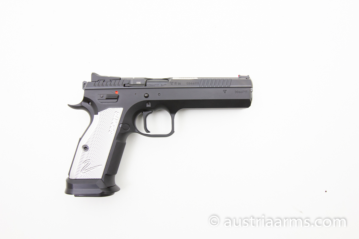 CZ Tactical Sports II Entry Silver - Image 4
