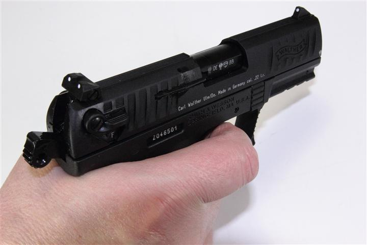 Walther P22Q,  .22 LR - Image 5