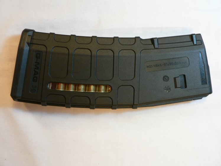 G-Mag magazines 20 / 30 rds. for Oberland Arms OA-15 rifles - Image 5