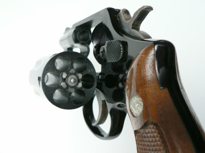 Smith & Wesson Mod. 10 und Mod. 12 Airweight,  .38 Special - Image 5