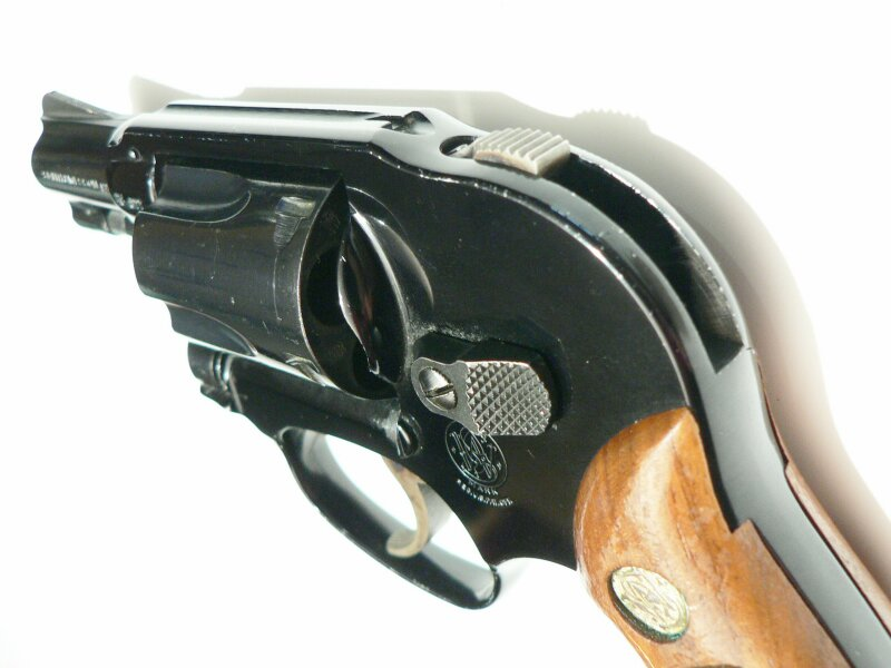 Smith & Wesson Bodyguard Mod. 38 Airweight,  .38 Special - Image 5