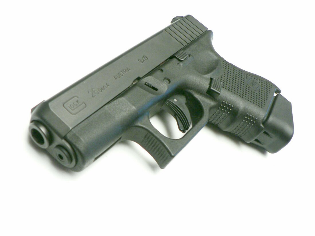 Glock 26 Generation 4,  9 x 19 mm - Image 5