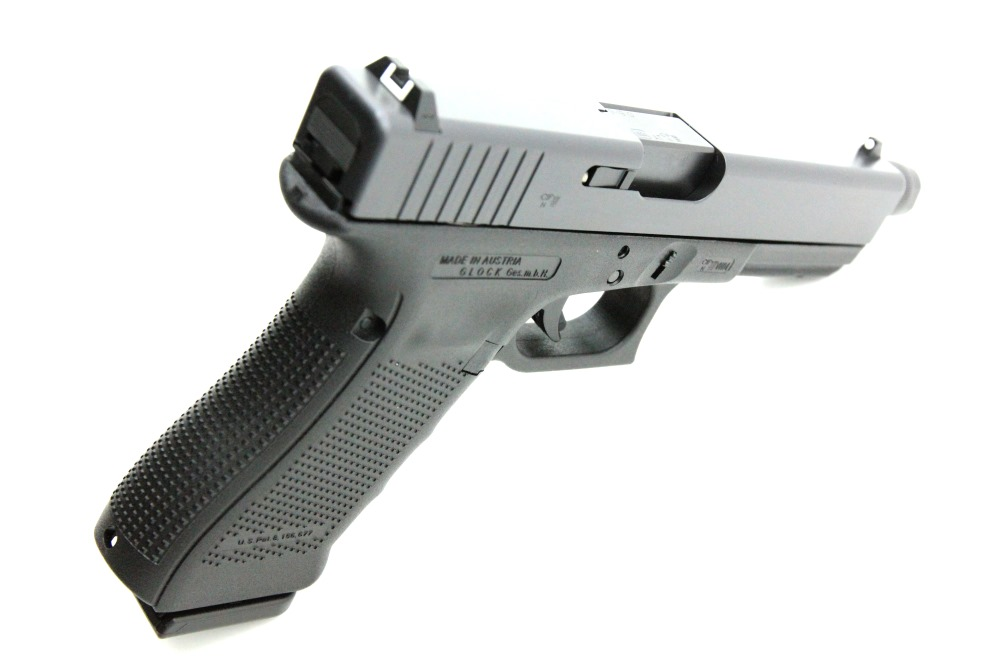 Glock 17 Gen4 Tactical, 9 x 19 mm - Image 5
