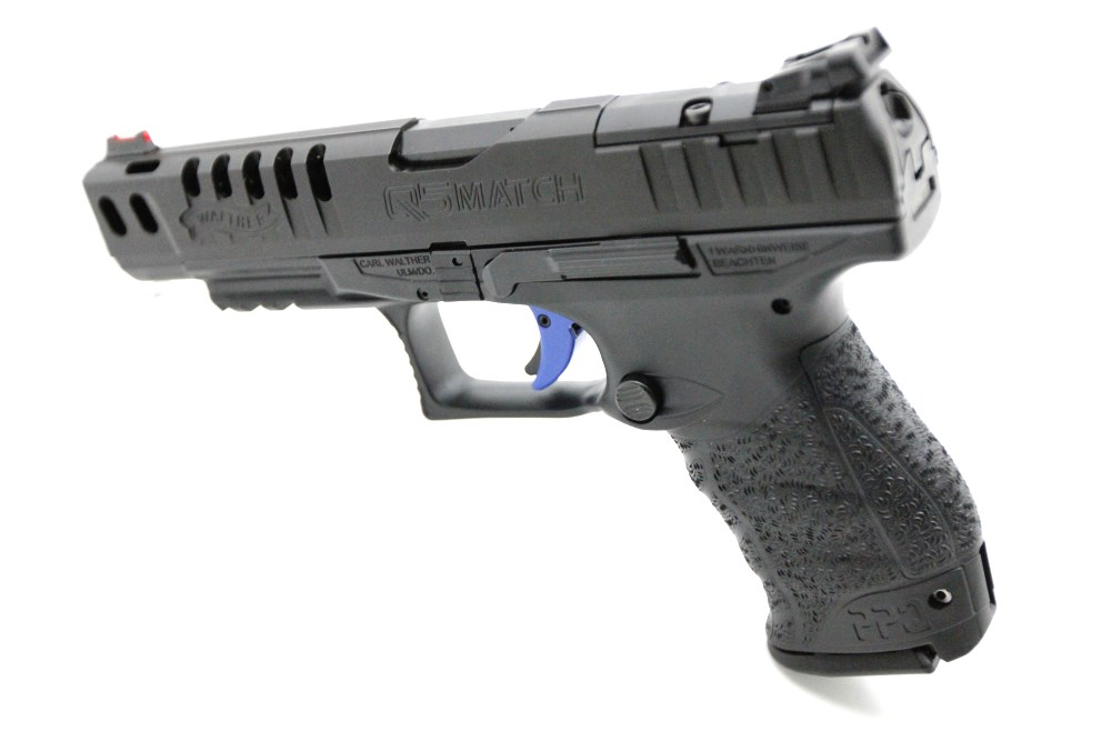 Walther Q5 Match, 9 x 19 mm - Image 5