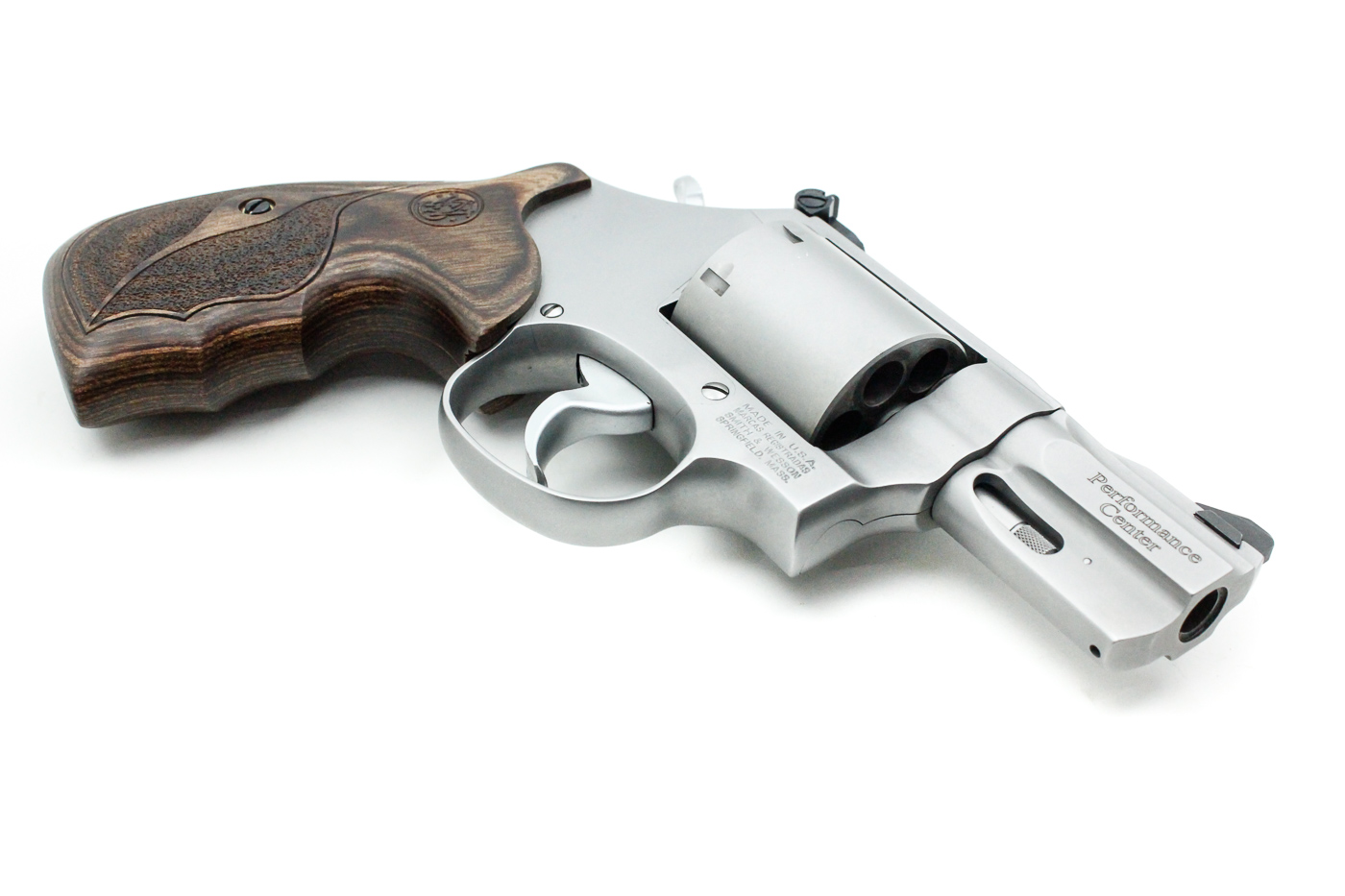 Smith & Wesson 686 Performance Center 7-Shot, .357 Magnum - Image 5