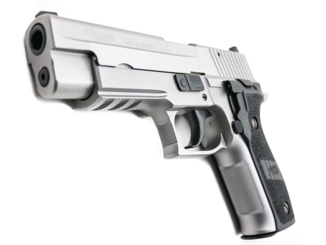 SIG Sauer P226 Stainless SL SO Beavertail, 9 x 19 mm - Image 5