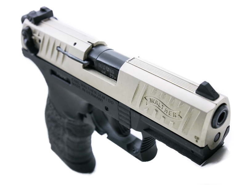 Walther P22Q Nickel, .22 LR - Image 5
