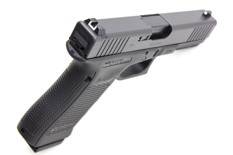 Glock 17 Gen4 FS Front Serations, 9 x 19 mm - Image 5