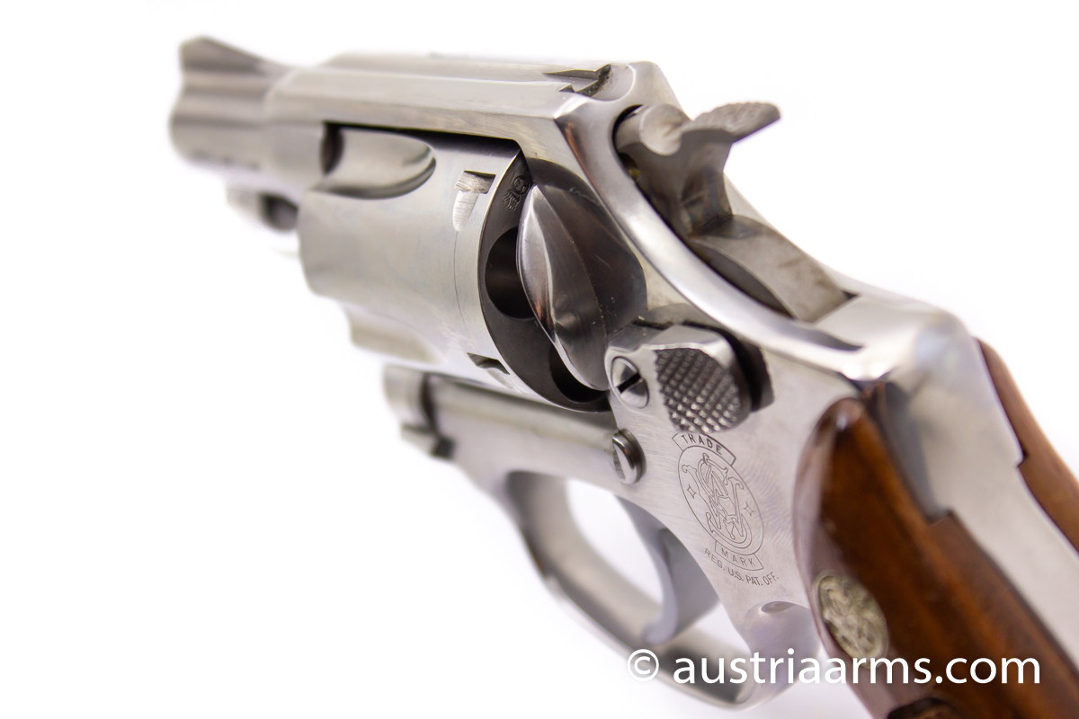 Smith & Wesson Mod. 60 Stainless, .38 Special  - Image 5