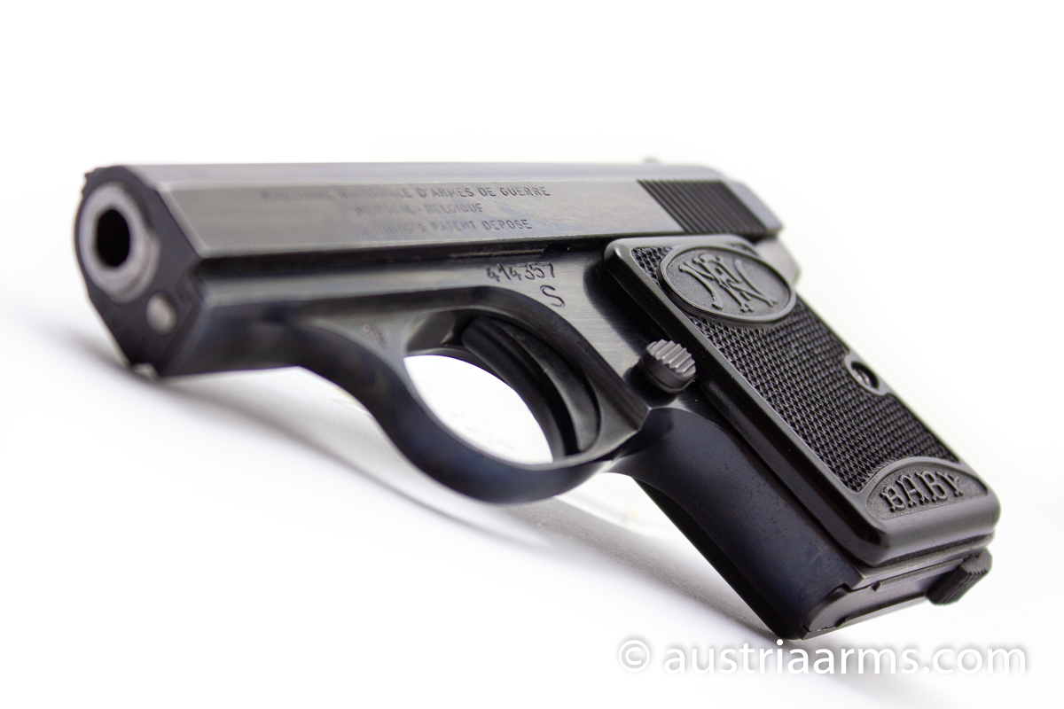 FN Browning Baby,   6,35 mm / .25 ACP - Image 5