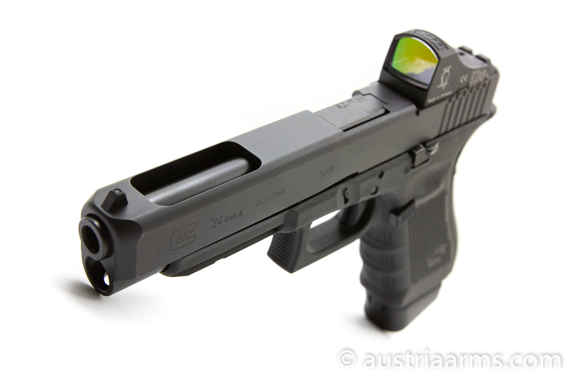 Glock 34 MOS mit Docter Sight, 9 x 19 mm - Image 5