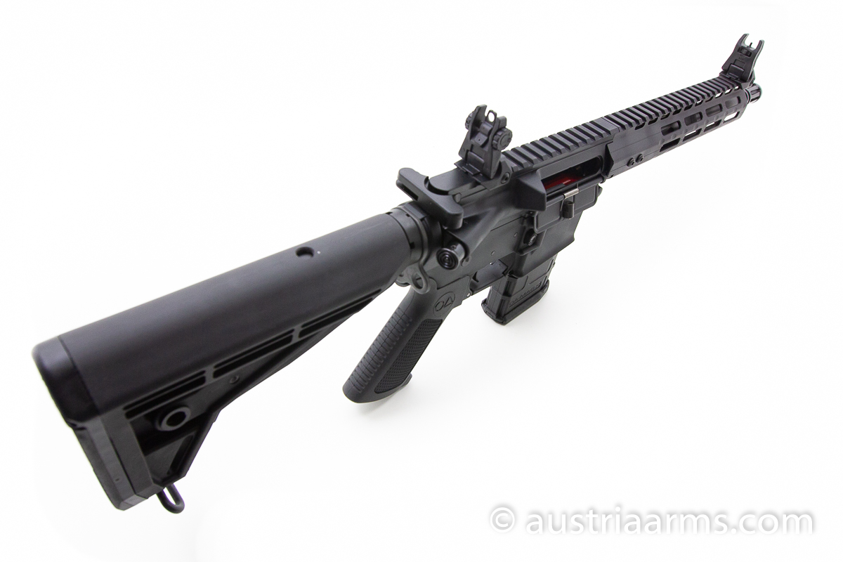 Oberland Arms OA-15 Black Label C4 Commando M-LOK, .223 Rem - Image 5