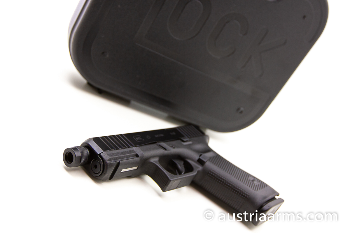 Glock 45 Gen 5 FS, OR/Optics Ready, Tactical Gewindelauf, 9 x 19 mm - Image 5