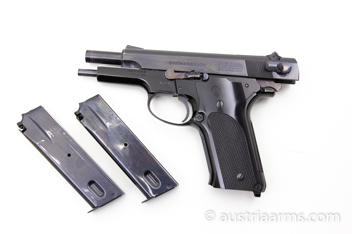 Smith & Wesson M59, 9 x 19 mm - Image 5