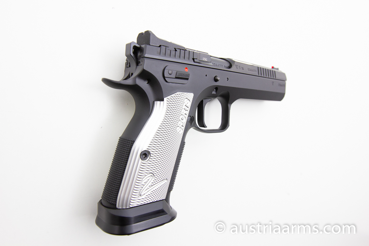 CZ Tactical Sports II Entry Silver - Image 5