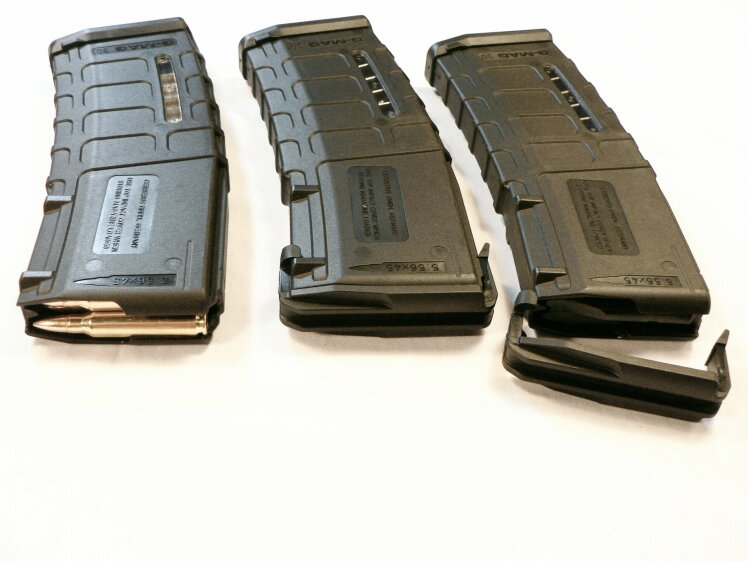 G-Mag magazines 20 / 30 rds. for Oberland Arms OA-15 rifles - Image 6