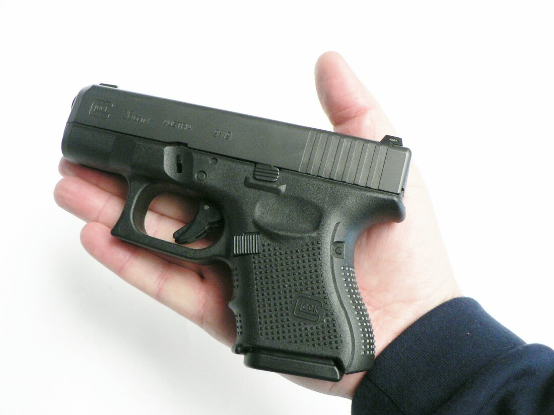 Glock 26 Generation 4,  9 x 19 mm - Image 6