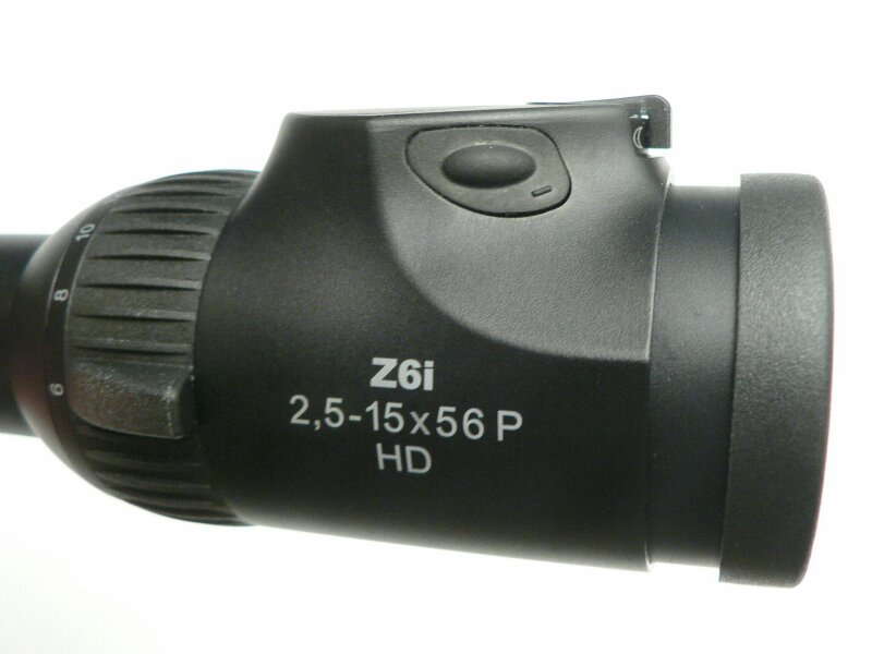 Swarovski Z6i 2.5-15x56 P 4A-I Rifle Scope  - LOW LIGHT NIGHT HUNTING- - Image 6