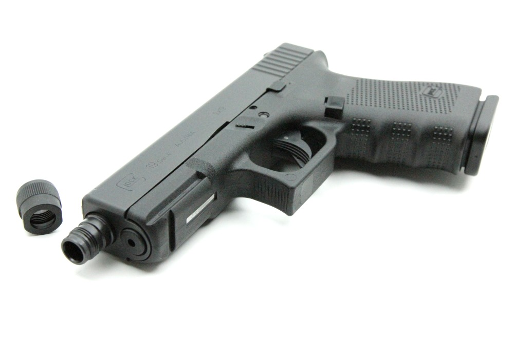 Glock 19 Gen4 Tactical, 9 x 19 mm - Image 6