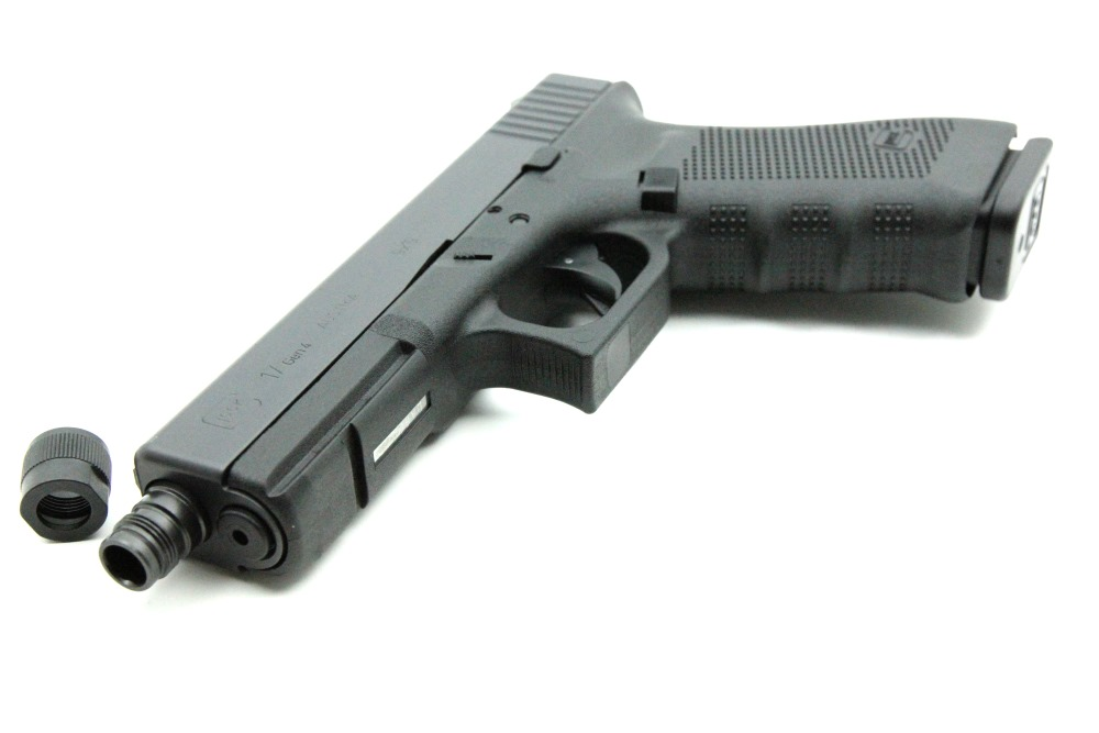 Glock 17 Gen4 Tactical, 9 x 19 mm - Image 6