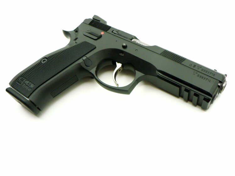 CZ SP01 Shadow Line Modell 2016, 9 x 19 mm - Image 6