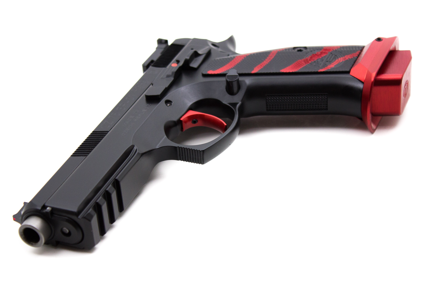 CZ 75 SP01 BOA Red, 9 x 19 mm - Image 6