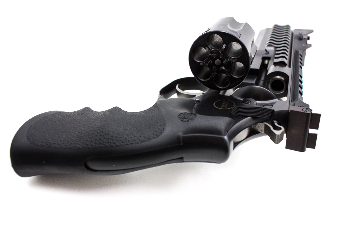 Korth National Standard Supersport STX .357 Magnum inkl. Wechseltrommel - Image 6