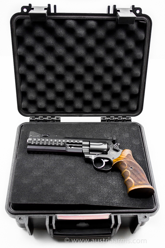 Korth National Standard Super Sport STX, .357 Magnum - Image 6