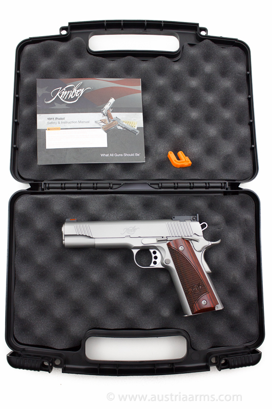 Kimber Stainless Target II, .45 ACP - Image 6
