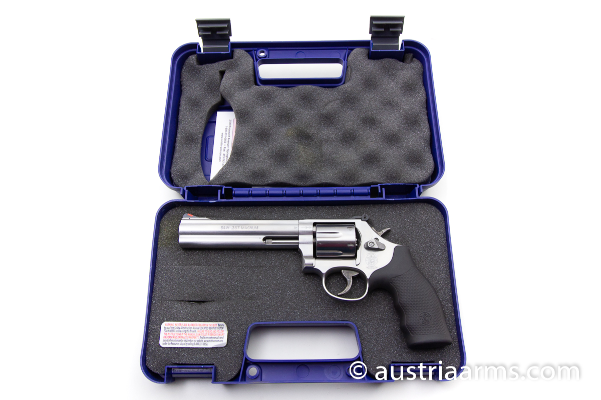 Smith & Wesson 686, .357 Magnum - Image 6